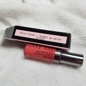 Mary Kay Melon Sorbet Nourishine Lip Gloss